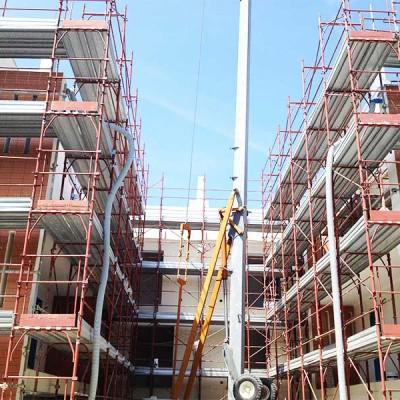 Realizzazione complesso 18 appartamenti con sistema ECOSISM al Lido di Venezia